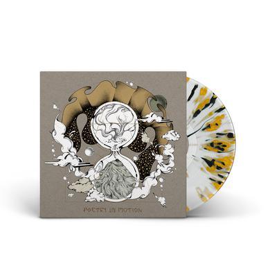 SOJA - Poetry In Motion Vinyl (clear vinyl with black, gold splatter)