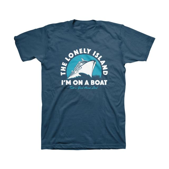 The Lonely Island Take A Good Hard Look Tee