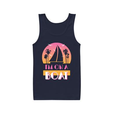 The Lonely Island I'm On A Boat Men's Tank
