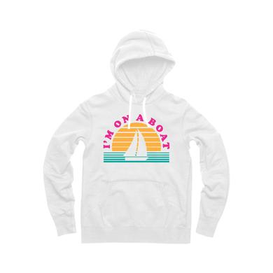 The Lonely Island Take A Picture Pullover Hoodie