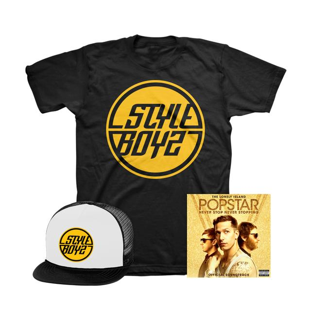 The Lonely Island Popstar: Never Stop Never Stopping Soundtrack Deluxe Bundle