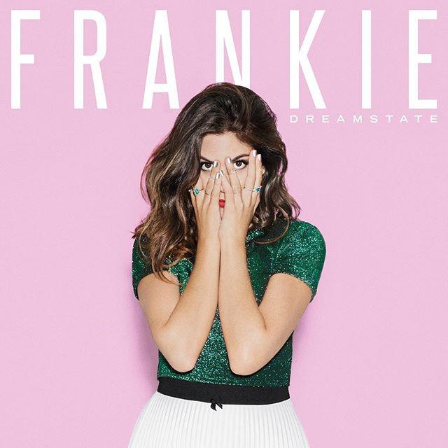 """Frankie """"Dreamstate"""" Autographed CD"""