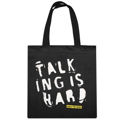WALK THE MOON Talking is Hard Tote Bag