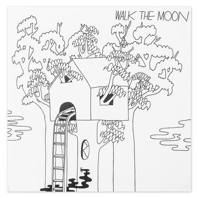 WALK THE MOON Paint Your Own Poster