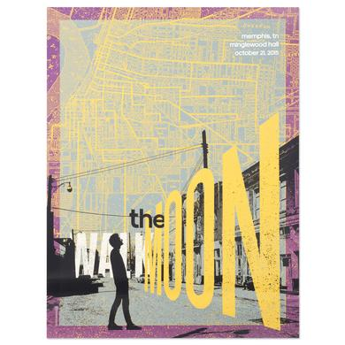 WALK THE MOON; Memphis Tennessee Poster 10/21/15