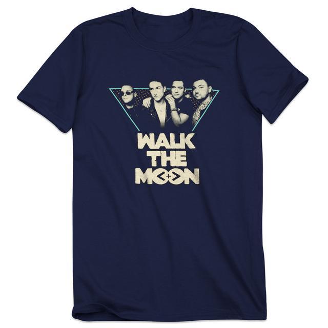 WALK THE MOON Group Photo T-Shirt
