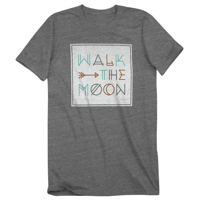 WALK THE MOON Arrow T-Shirt