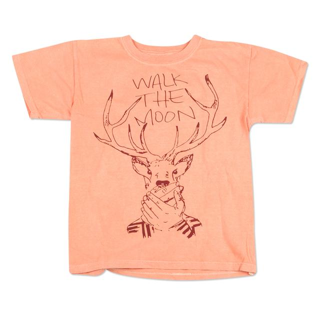 WALK THE MOON Stag T-Shirt