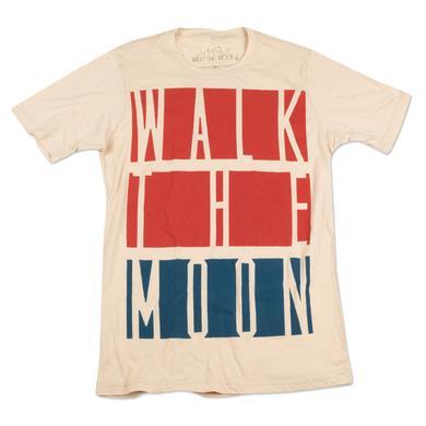 WALK THE MOON Block T-Shirt