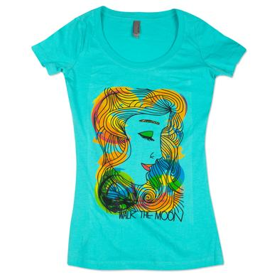 WALK THE MOON Log T-Shirt