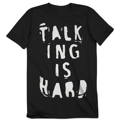 WALK THE MOON Talking Is Hard Tee