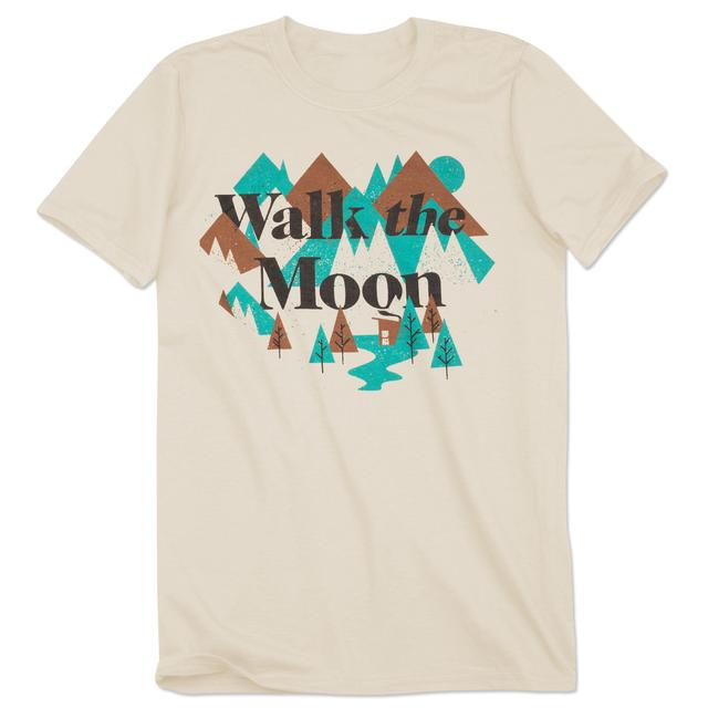 WALK THE MOON Mountains Tee