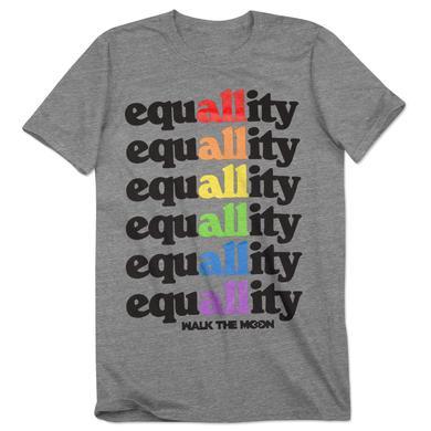 WALK THE MOON Equality Tee