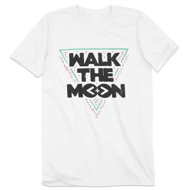 WALK THE MOON Triangle V2 Tee