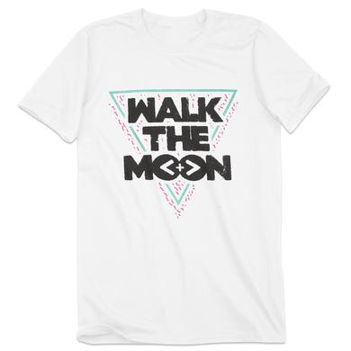 WALK THE MOON Triangle V2 Tee