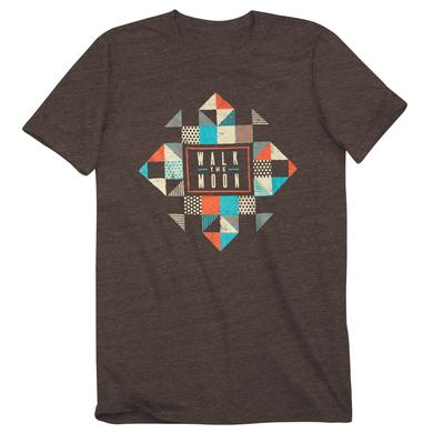 WALK THE MOON Patterns Tee