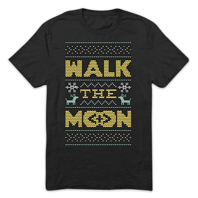 WALK THE MOON Holiday Sweater T-shirt