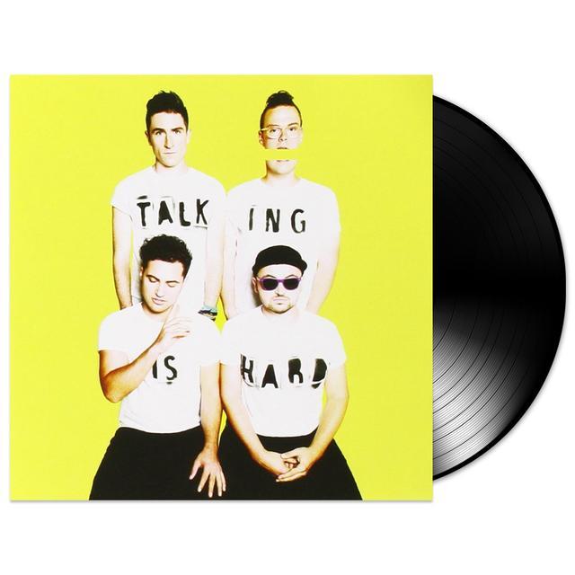 WALK THE MOON - Talking Is Hard LP