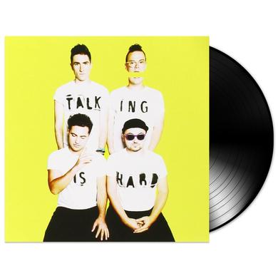WALK THE MOON - Talking Is Hard LP (Vinyl)