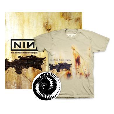 Nine Inch Nails The Downward Spiral Bundle