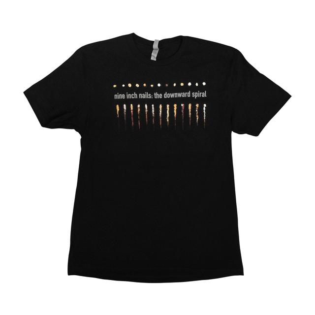 Nine Inch Nails Downward Spiral Tee
