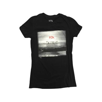 Nine Inch Nails HTDA - All That Remains Womens Tee