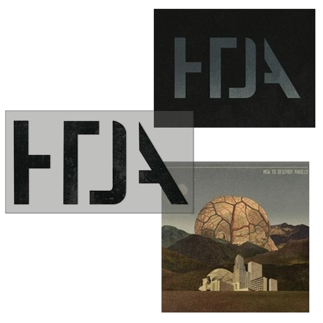 Nine Inch Nails HTDA - Sticker Pack