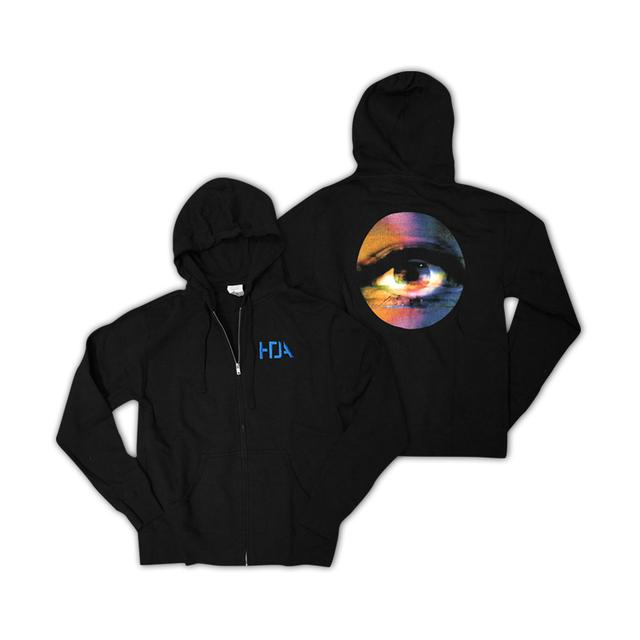 Nine Inch Nails HTDA - The Watcher Zip Hoodie
