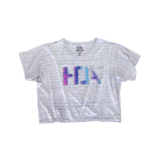 Nine Inch Nails HTDA - Womens Crop Top