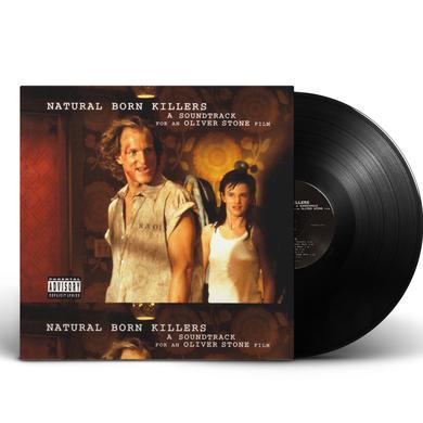 Nine Inch Nails NATURAL BORN KILLERS OST 2016 PRESSING 2XLP  + HI RES DIGITAL (Vinyl)