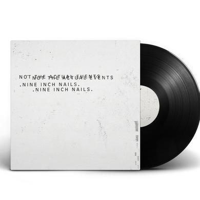 NOT THE ACTUAL EVENTS BRAND NEW NINE INCH NAILS 1XLP + HI RES DIGITAL (Vinyl)