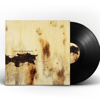 Nine Inch Nails THE DOWNWARD SPIRAL 2017 DEFINITIVE EDITION 2XLP  + HI RES DIGITAL