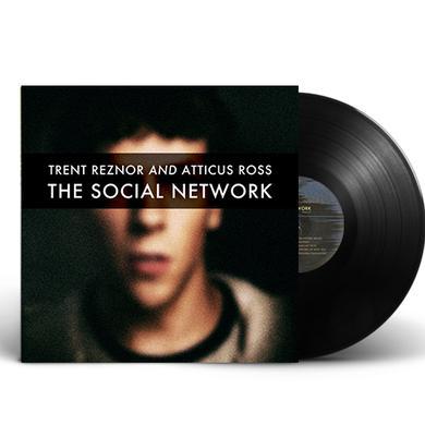 Nine Inch Nails THE SOCIAL NETWORK OST 2010 PRESSING 2XLP + HI RES DIGITAL