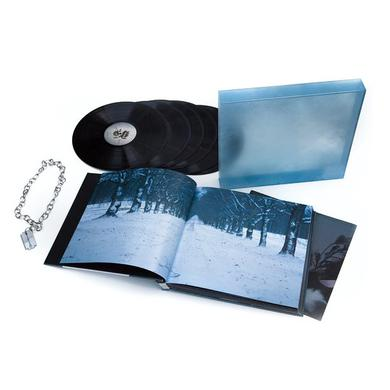 Nine Inch Nails The Girl With The Dragon Tattoo Deluxe Box Set