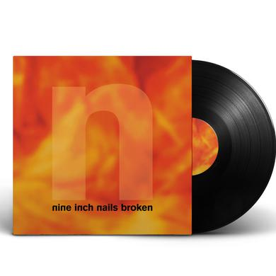 Nine Inch Nails BROKEN 2017 DEFINITIVE EDITION 1XLP + 7 INCH  + HI RES DIGITAL