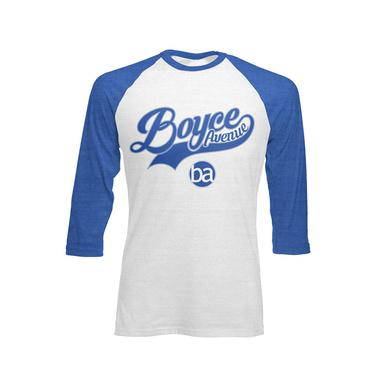 Boyce Avenue Logo Baseball Raglan