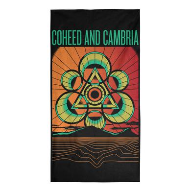 Coheed and Cambria Desert Dimension Beach Towel