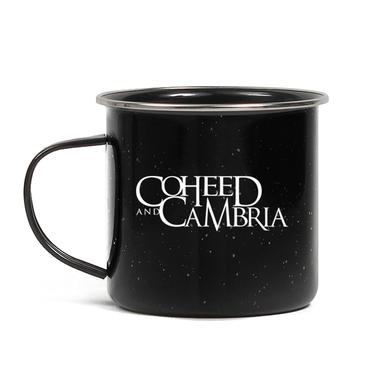 Coheed and Cambria Keywork Camping Mug
