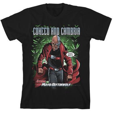 Coheed and Cambria General Mayo Hero T-Shirt