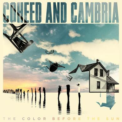 Coheed and Cambria The Color Before The Sun CD (Edited)