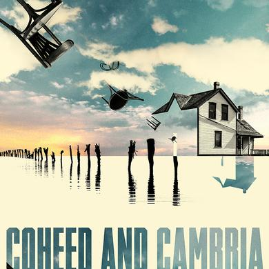 Coheed and Cambria TCBTS 2016 US Tour Poster