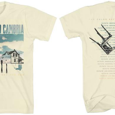 Coheed and Cambria TCBTS 2016 Tour T-Shirt
