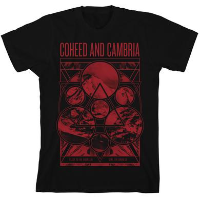 Coheed and Cambria Mountain Peace Unisex T-Shirt