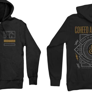 Coheed and Cambria Together Crest Hoodie