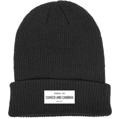 Coheed and Cambria Nyack Label Beanie