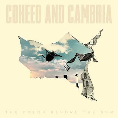Coheed and Cambria The Color Before The Sun (Deluxe Boxset)