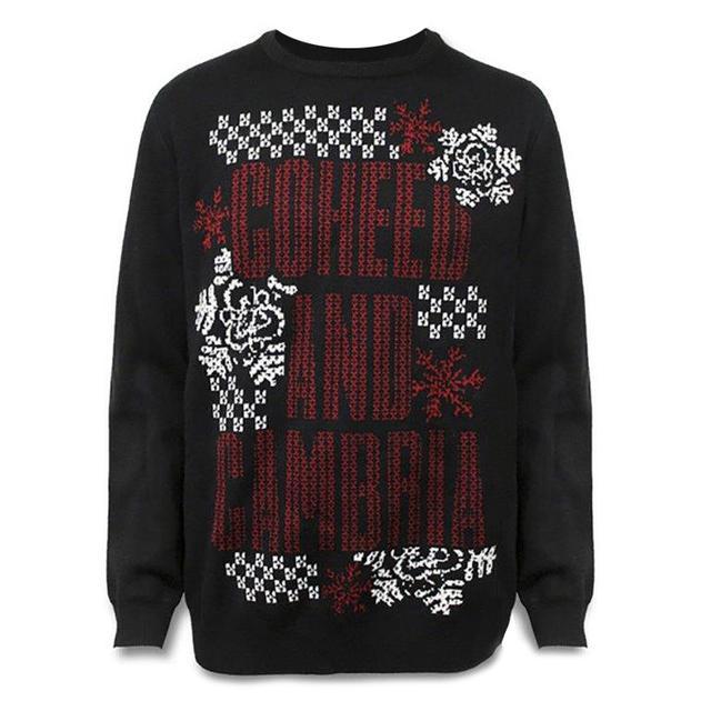 Coheed and Cambria Holiday Printed Sweatshirt