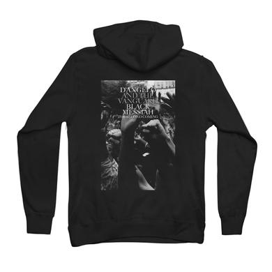 D'Angelo Hands Up Black Messiah Hoodie