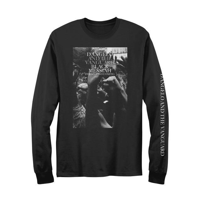 D'Angelo Hands Up Long Sleeve T-Shirt