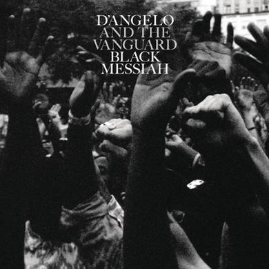 D'Angelo Black Messiah 2xLP